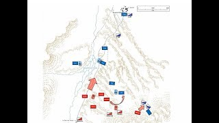 The Battle of Buena Vista 1847 animated battle map