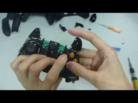 HOW TO CHANGE METAL ABXY BUTTON SET BULLET STYLE FOR XBOX ONE CONTROLLER