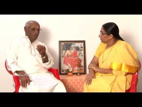 Interview of Sri R. Krishnamoorthy