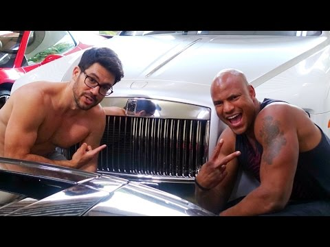 How Tai Lopez Kicked My Ass... (in Basketball) and How He Got RIPPED