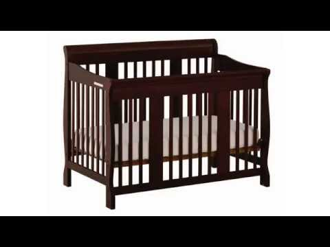 Convertible Crib | Stork Craft Tuscany 4-in-1, Espresso Review