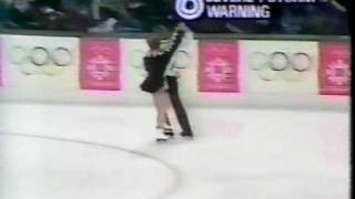 Torvill & Dean (GBR) - 1984 Sarajevo, Ice Dancing, Original Set Pattern
