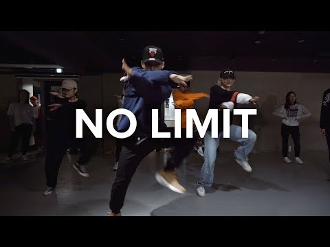 No Limit - G-Eazy ft. A$AP Rocky, Cardi B/ Koosung Jung Choreography