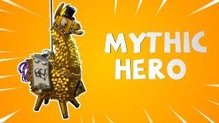 Legendary Troll Truck Llamas! | Fortnite Mythic Hero Llama Opening!