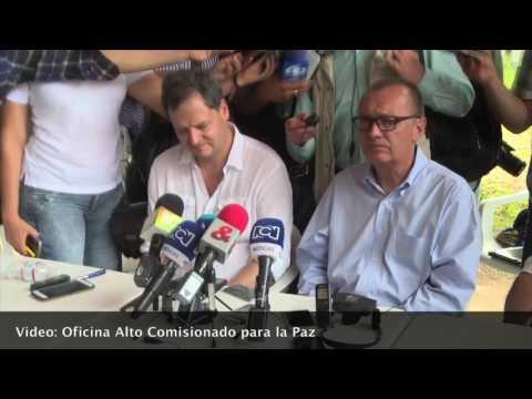 Palabras Jeffrey Feltman Rueda de Prensa Pondores, Guajira