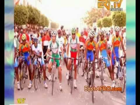 Eritrea Cycling Tour Algeria Reportage (March 4, 2015) | ERi-TV