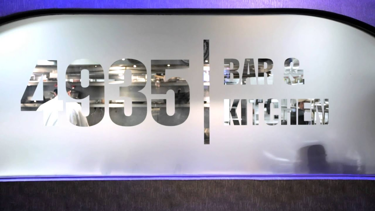 4935 Bar and Kitchen Video - Bethesda, MD United States - YouTube