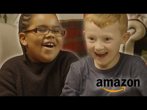Letters to Santa // Presented by BuzzFeed & Amazon UK