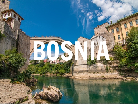 BOSNIA TRAVEL VIDEO BLOG