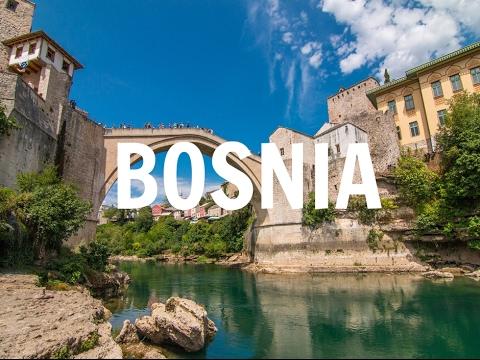 BOSNIA TRAVEL VIDEO BLOG