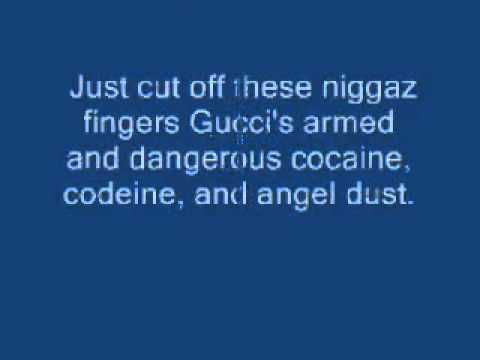 Lil Wayne - We Be Steady Mobbin Feat-Gucci (lyrics)