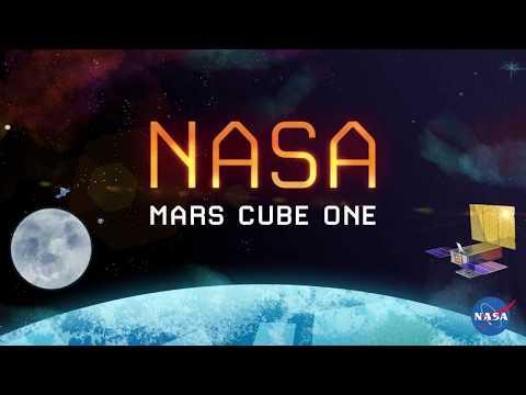 NASA's First Deep Space CubeSats