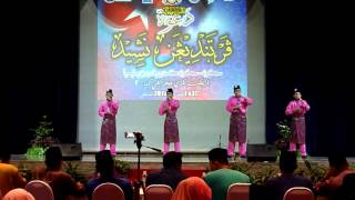Nasyıd KDSS Johor 2016 - Soutul Amal