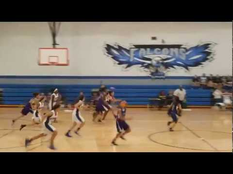 Elgin Middle School Vs Forbes Middle School 7th Grade Girls Basketball 12/05/16