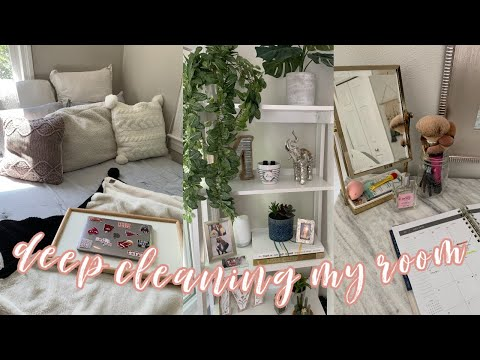 deep-cleaning-my-room-|-organizing-&-decluttering