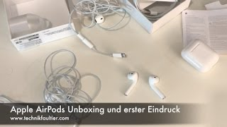 apple fox airpods unbox