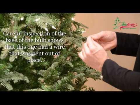 how-to-fix-christmas-lights-&-lighting-on-prelit-christmas-trees