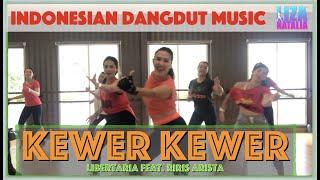 Download Kewer-Kewer    Senam Choreo    Dangdut Music    Liza Natalia   