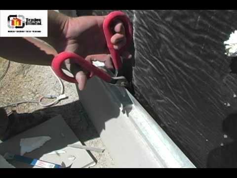 Stucco Wall Flashing Leaks