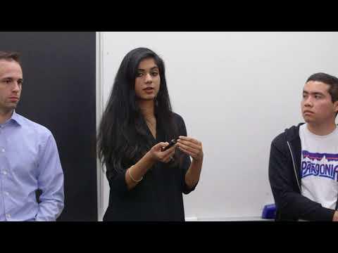 Hacking for Defense at Columbia University - Fall 2017, Team Meridian