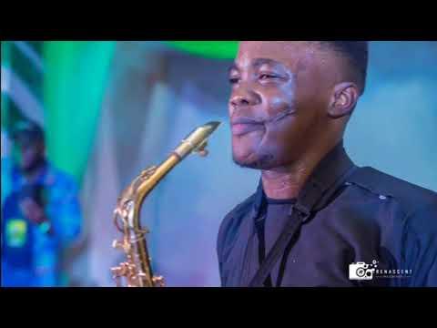Gospel Jazz act Twinsax of Nigeria in Ghana