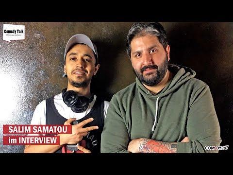 Comedy Talk mit Salim Samatou│Comedy247