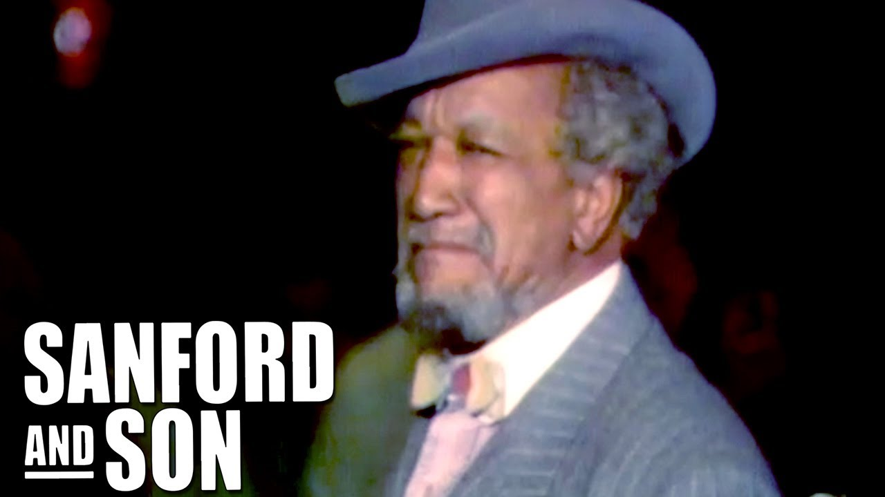 Fred Goes To Las Vegas! | Sanford and Son