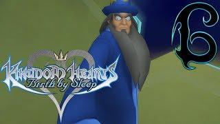 Kingdom Hearts Birth By Sleep Walkthrough Part 6 Terra Mysterious Tower (Let