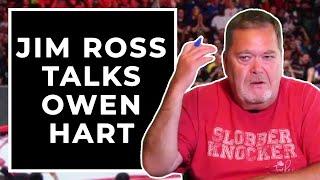 Jim Ross Describes the Night Owen Hart Died