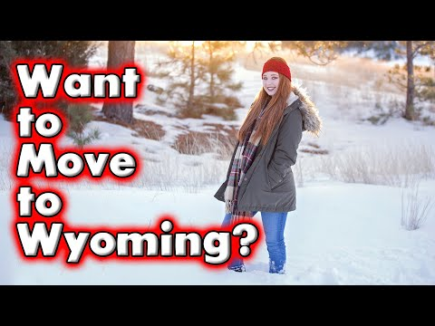 10 Reasons Why You Should Move to Wyoming.