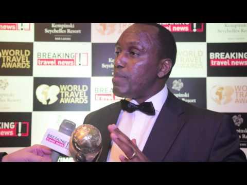 Muriithi Ndegwa, managing director, Kenya Tourism Board