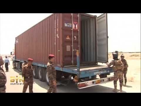 3122MR IRAQ-PORTS SECURITY