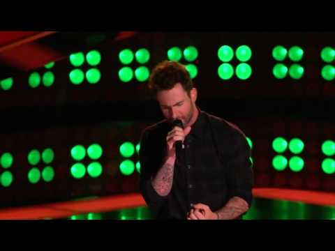 The Voice Blind Audition 2015 Adam Levine