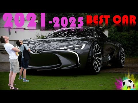 THE BEST 30  Future Cars UPCOMING IN 2021-2025