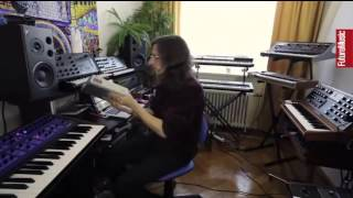 This guy is really into Synthesizer Synthesizers Synthesizer Synthesizers