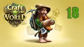 Прохождение Craft the World: #18 - НОВЫЙ УРОВЕНЬ ЗАЩИТЫ!