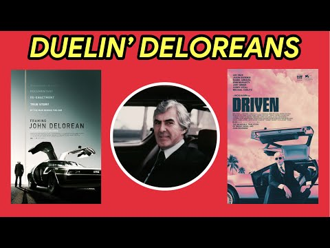 Double Feature: Framing John DeLorean & Driven (2019) - Movie Review