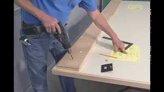 Murphy Bed Standard Horizontal Kit