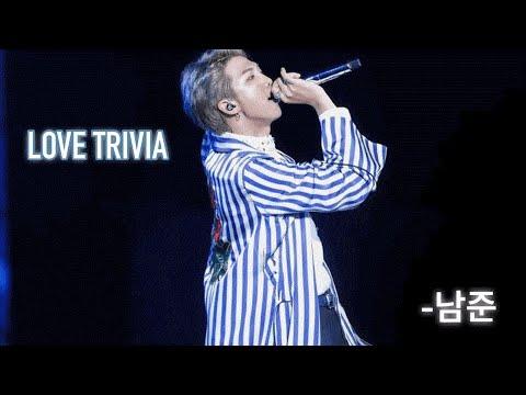 [MGL SUB] RM (김남준) - 'Trivia 承: LOVE'