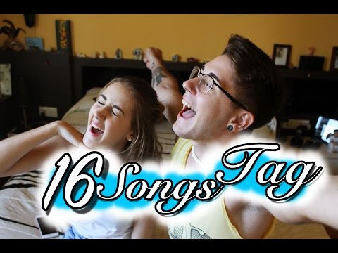 16 SONGS TAG | Hermanos Jaso