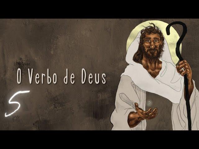 Luciano Geraldo | O Cordeiro de Deus - O Verbo de Deus 5 de 7