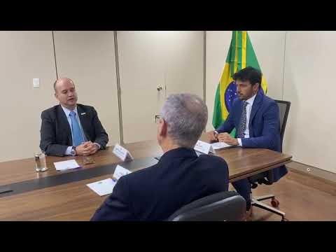 Diretor da Petrobras explica saída do RN, em audiência com ministro Fábio  Faria - YouTube