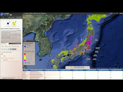 Radiation Levels Rapidly Rising In Ibaraki Prefecture Near Fukushima Nuclear Power Plant