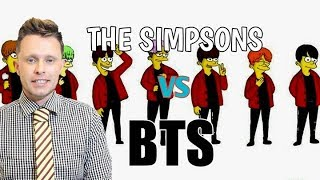 BTS Are The SIMPSONS? BTS Conspiracy Theory | BTS는 SIMPSONS입니까? BTS 음모 이론