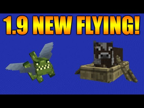 How To Craft A Flying Elytra