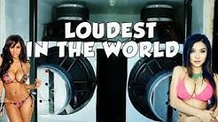 World's LOUDEST Cars EVER! EXTREME Car Audio Autorama 2015