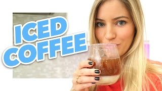 How to make Vietnamese Iced Coffee | iJustine