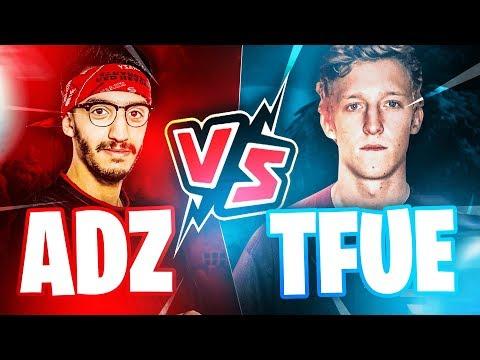 ADZ VS TFUE EN 1VS1 ! LA NOUVELLE ZONE FINAL WTF ?