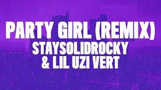 Download lagu StaySolidRocky - Party Girl Remix (Lyrics) ft. Lil Uzi Vert