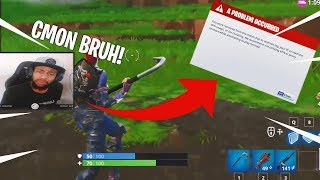 TSM_Daequan gets *BUG* and loses Fall Skirmish! | Fortnite Battle Royale Highlights & Funny Moments